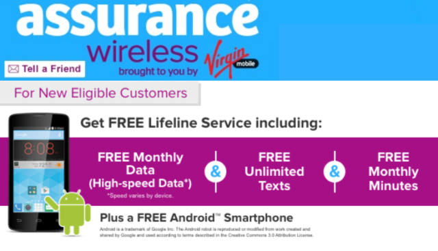 Assurance Wireless Login and Customer Service Phone Numbers
