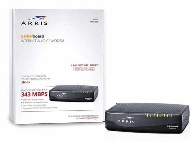 Arris Modem: How To Login With Default Password, IP & Check